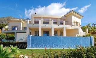 Contemporary style luxury villa for sale in Marbella 1