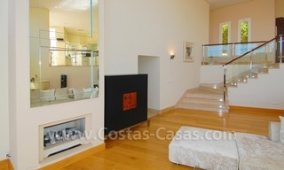Contemporary style luxury villa for sale in Marbella 9