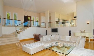 Contemporary style luxury villa for sale in Marbella 7