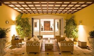 Exclusive villa for sale with a panoramic views, prestigious gated community, Marbella – Benahavis 2