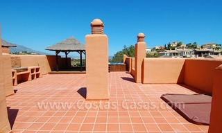 Luxury apartments for sale with sea views, Marbella -Benahavis 3