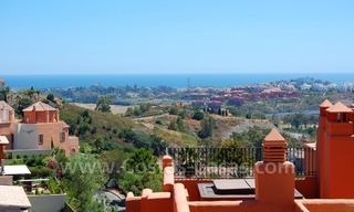 Luxury apartments for sale with sea views, Marbella -Benahavis 1