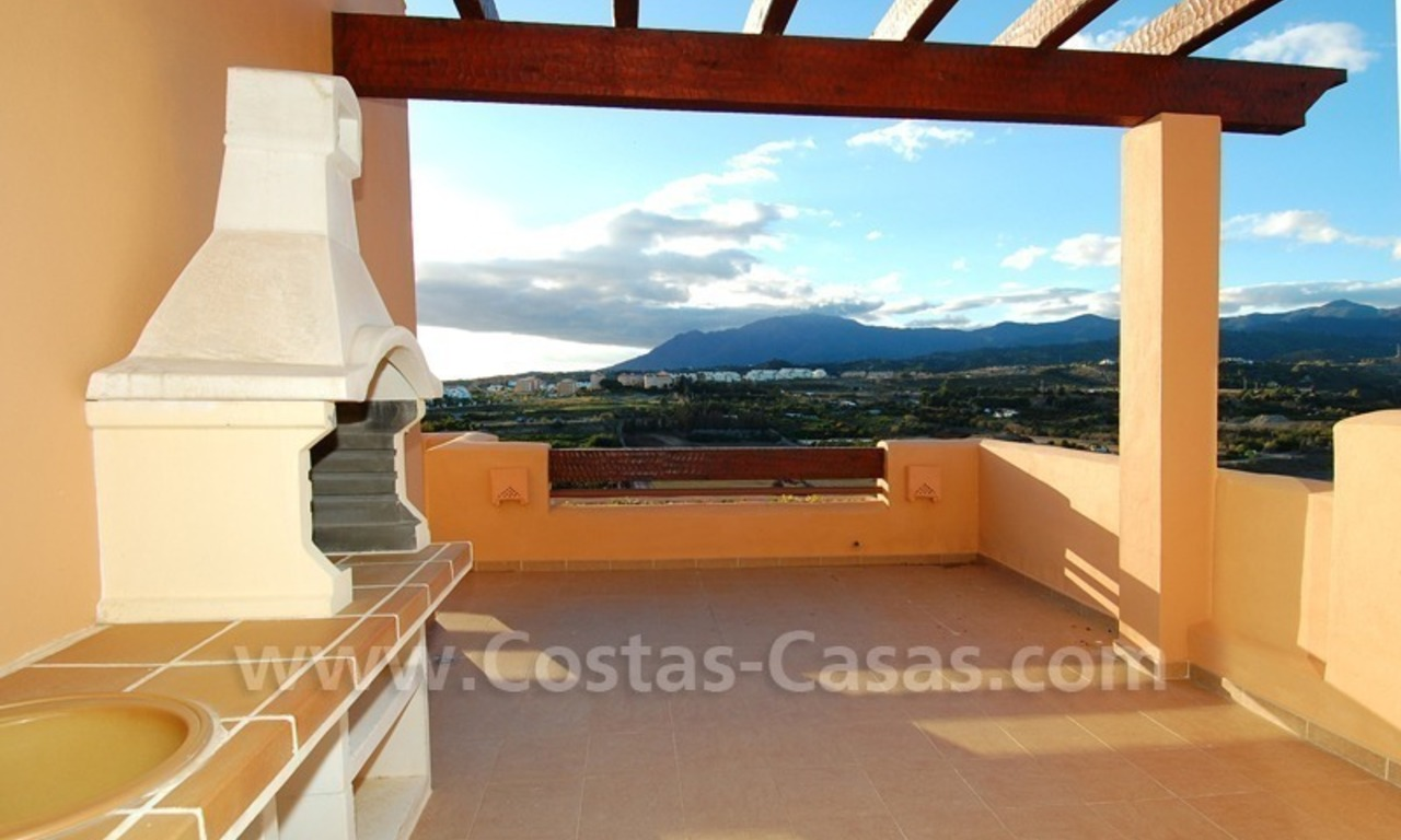 Bargain new penthouse distressed sale, Marbella – Benahavis - Estepona 1