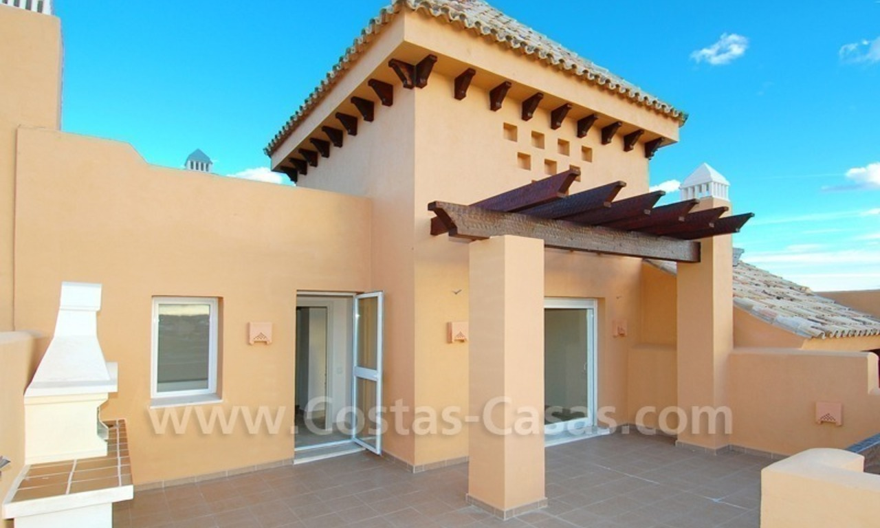 Bargain new penthouse distressed sale, Marbella – Benahavis - Estepona 3