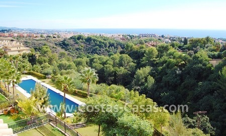 Luxury penthouse apartment for sale in Sierra Blanca, Marbella  6