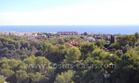 Luxury penthouse apartment for sale in Sierra Blanca, Marbella  7