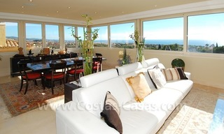 Luxury penthouse apartment for sale in Sierra Blanca, Marbella 2