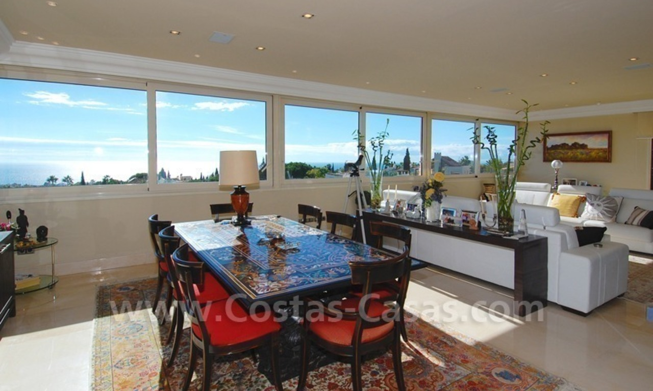 Luxury penthouse apartment for sale in Sierra Blanca, Marbella 3