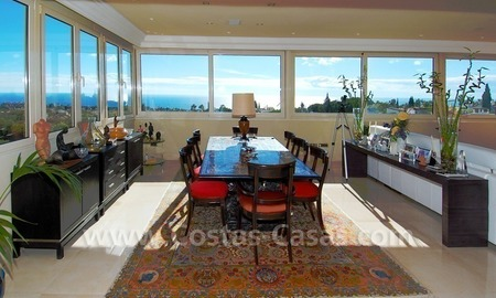 Luxury penthouse apartment for sale in Sierra Blanca, Marbella  4