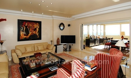 Luxury penthouse apartment for sale in Sierra Blanca, Marbella  8