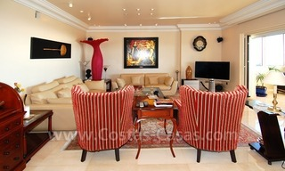 Luxury penthouse apartment for sale in Sierra Blanca, Marbella 9