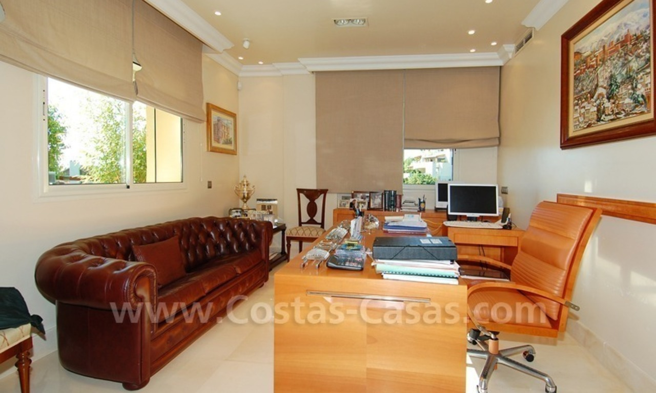 Luxury penthouse apartment for sale in Sierra Blanca, Marbella 10