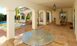 Luxury beachside villa for sale in Marbella 8