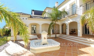 Luxury beachside villa for sale in Marbella 5
