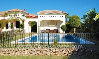 Luxury beachside villa for sale in Marbella 2