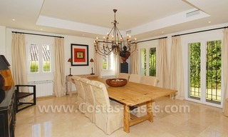 Luxury beachside villa for sale in Marbella 15