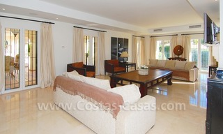 Luxury beachside villa for sale in Marbella 13