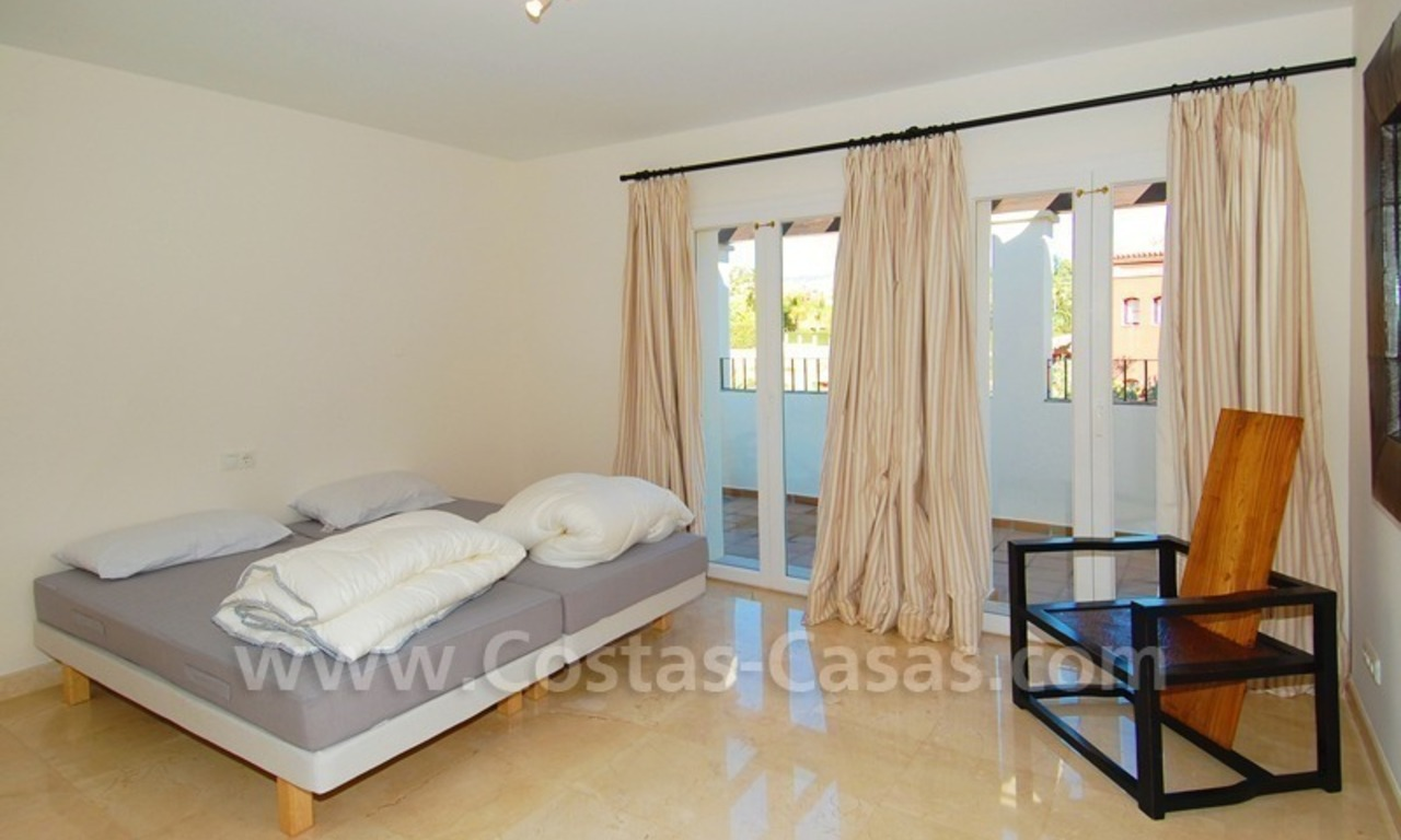 Luxury beachside villa for sale in Marbella 20