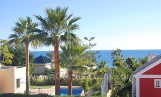 Luxury beachside villa for sale in Marbella 26