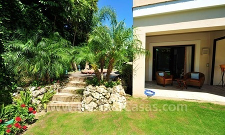 Exclusive villa for sale, beachside Golden Mile in Marbella 3