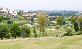 Large exclusive first line golf mansion villa for sale in Marbella – Benahavis. 10