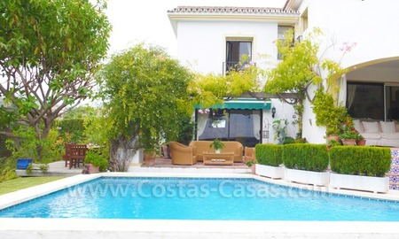 Villa for sale golf area of Marbella Benahavis Estepona