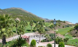 Bargain frontline golf penthouses and apartments for sale on Golf resort in Costa del Sol 19