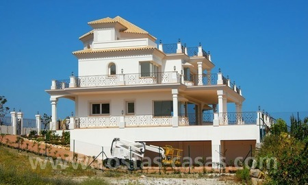 Spacious luxury villa for sale, golf resort, Benahavis – Marbella – Estepona on the Costa del Sol. 3