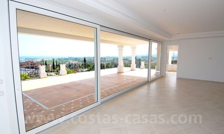 Spacious luxury villa for sale, golf resort, Benahavis – Marbella – Estepona on the Costa del Sol. 6