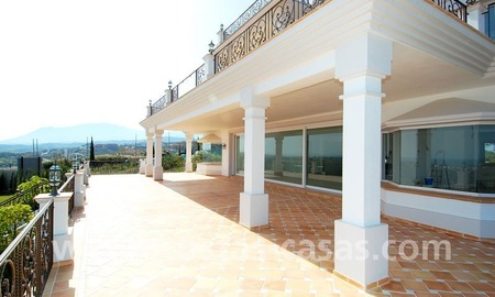 Spacious luxury villa for sale, golf resort, Benahavis – Marbella – Estepona on the Costa del Sol. 8