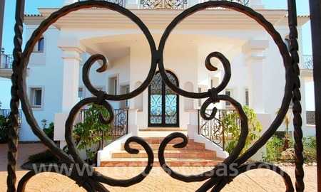Spacious luxury villa for sale, golf resort, Benahavis – Marbella – Estepona on the Costa del Sol. 5