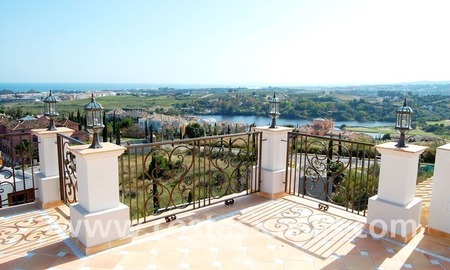 Spacious luxury villa for sale, golf resort, Benahavis – Marbella – Estepona on the Costa del Sol. 21