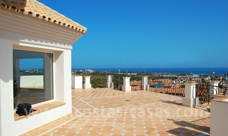 Spacious luxury villa for sale, golf resort, Benahavis – Marbella – Estepona on the Costa del Sol. 23