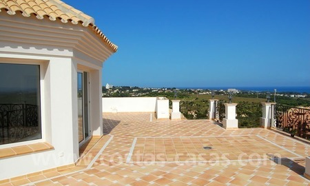 Spacious luxury villa for sale, golf resort, Benahavis – Marbella – Estepona on the Costa del Sol. 24