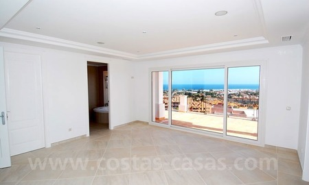 Spacious luxury villa for sale, golf resort, Benahavis – Marbella – Estepona on the Costa del Sol. 14