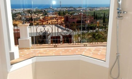 Spacious luxury villa for sale, golf resort, Benahavis – Marbella – Estepona on the Costa del Sol. 18