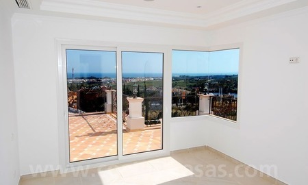 Spacious luxury villa for sale, golf resort, Benahavis – Marbella – Estepona on the Costa del Sol. 19