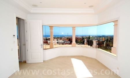 Spacious luxury villa for sale, golf resort, Benahavis – Marbella – Estepona on the Costa del Sol. 20