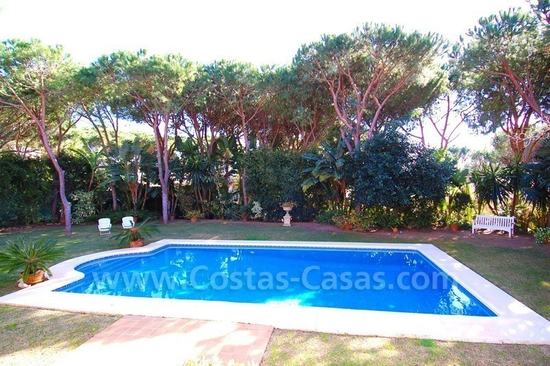Spacious luxury villa for sale in Marbella east 3
