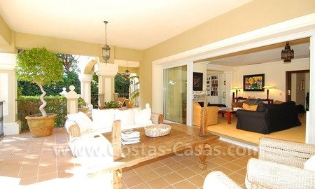 Spacious luxury villa for sale in Marbella east 4