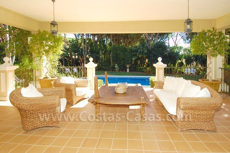Spacious luxury villa for sale in Marbella east 5