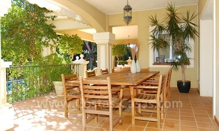 Spacious luxury villa for sale in Marbella east 7