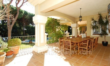 Spacious luxury villa for sale in Marbella east 8