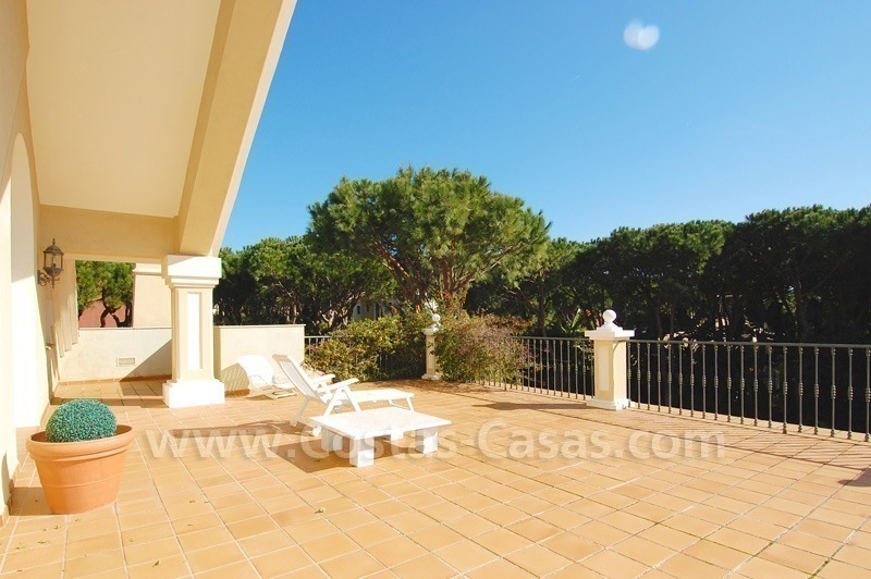 Spacious luxury villa for sale in Marbella east 9