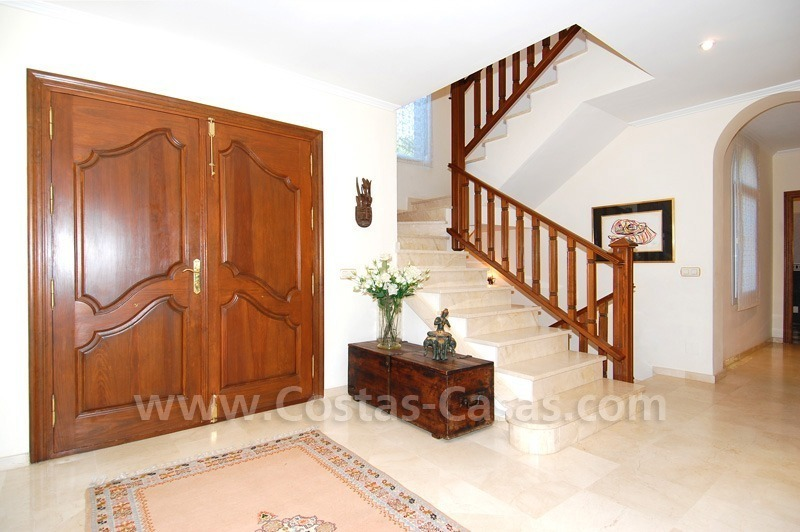 Spacious luxury villa for sale in Marbella east 11