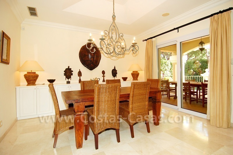 Spacious luxury villa for sale in Marbella east 16
