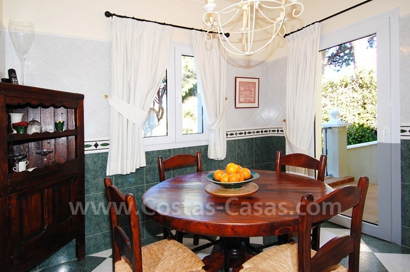 Spacious luxury villa for sale in Marbella east 17