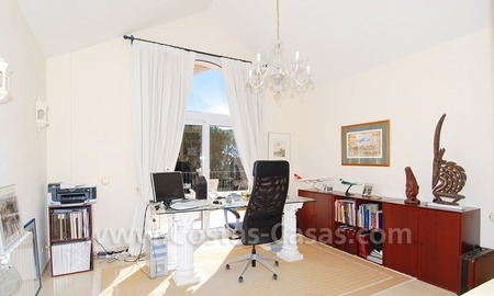 Spacious luxury villa for sale in Marbella east 27