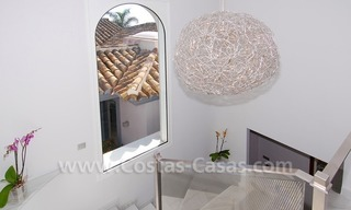 Breathtaking immaculate contemporary style villa for sale in Marbella 24