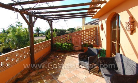 Charming beachside detached villa for sale in Eastern Marbella 19